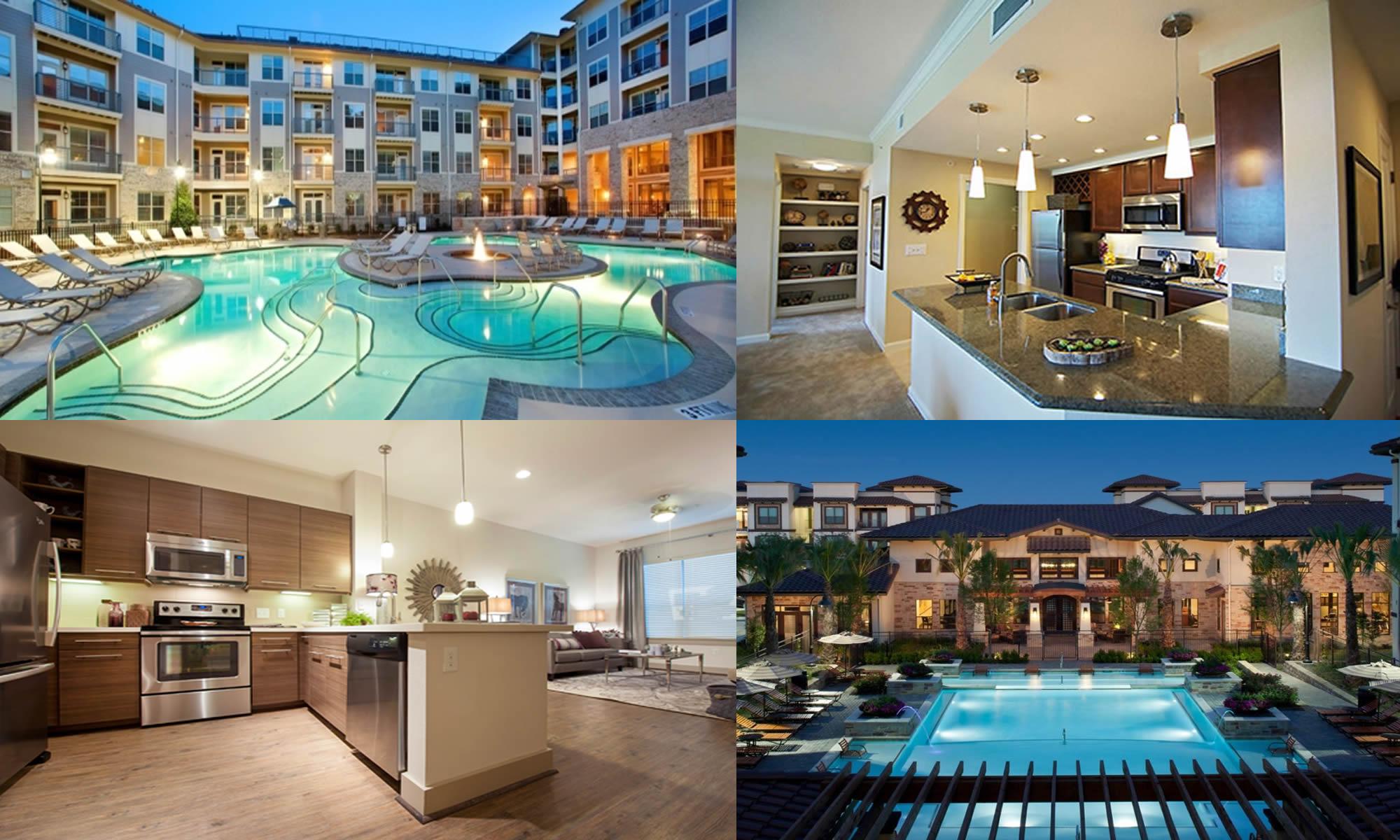 ... Austin Apartment Specials ...